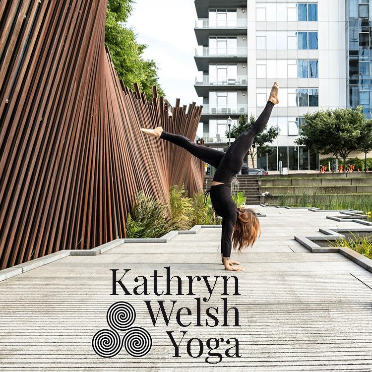 Kat Welsh Yoga | certified yoga instructor
