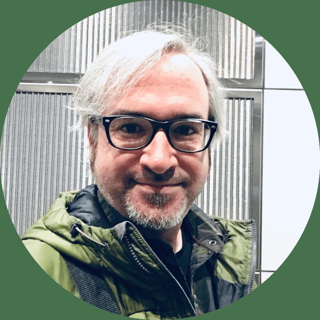 Mario LoPriore owner / designer Anchor Tag design