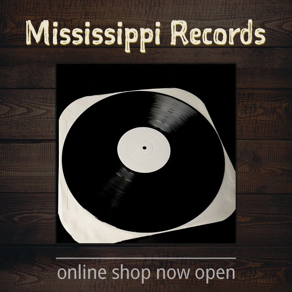 Mississippi Records card