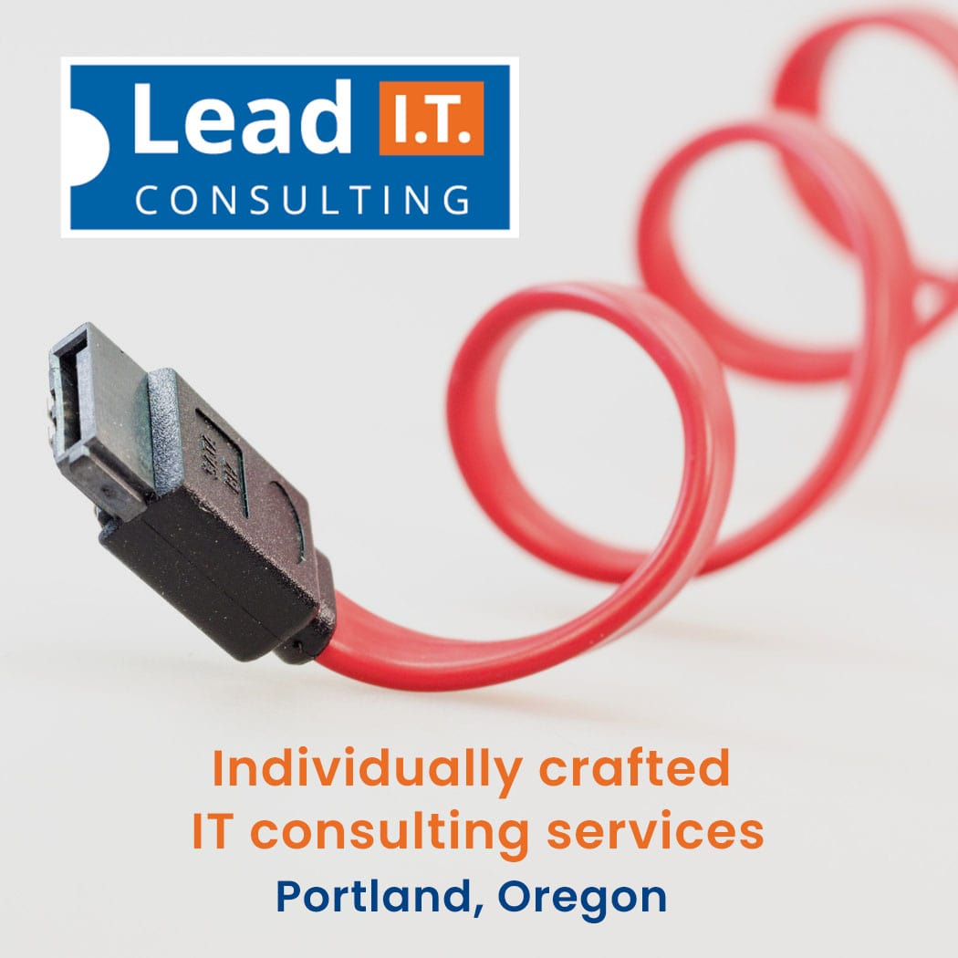 Lead IT Consulting ad