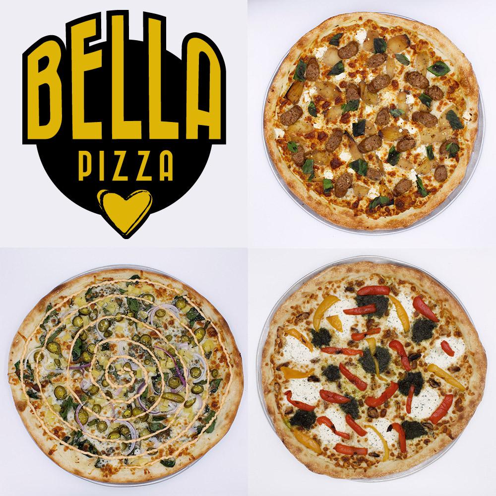 Bella Pizza promo tile