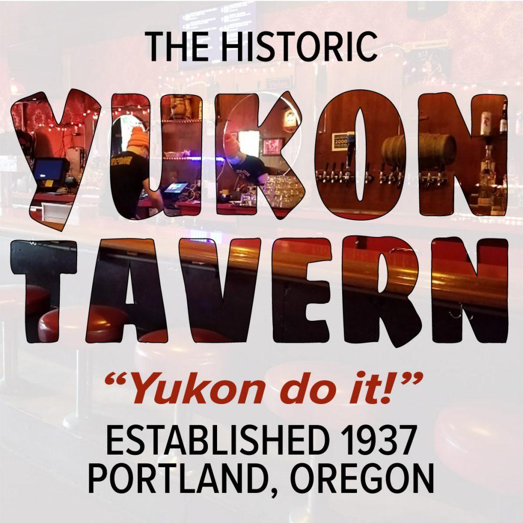 Yukon Tavern promo tile